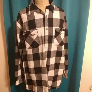 Other - Work sport long sleeve flannel